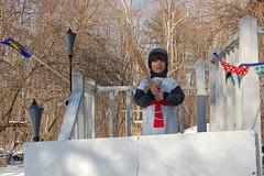 guarding the drawbridge   by SouleMama