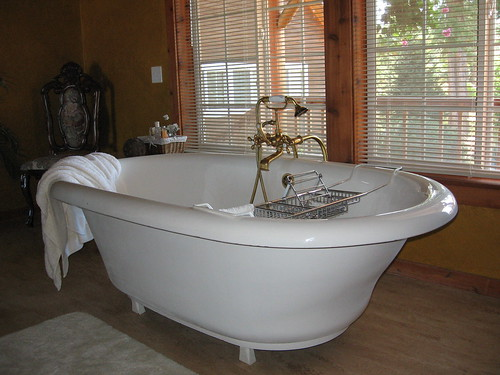 giant bathtub | by Erica Nicol