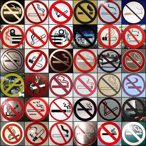 No smoking | by mag3737