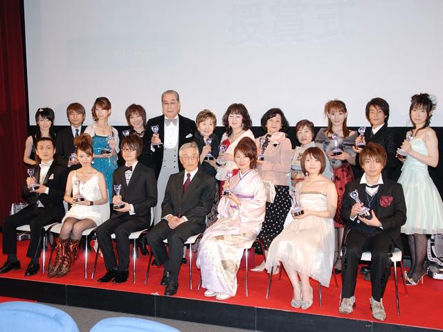 070303 -『第1回聲優獎[Seiyu Awards]』頒獎典禮眾星雲集、「福山潤×朴璐美」勇奪史上首屆最佳男女主角頭銜!