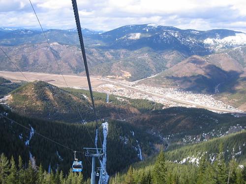 snowboarding silvermountain