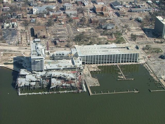 Katrina Casino Damage Flickr