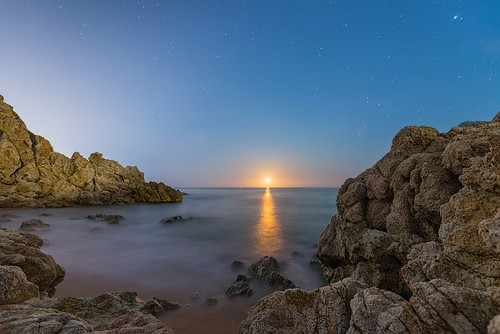 Nocturna Cala Roca grossa | by davin´s
