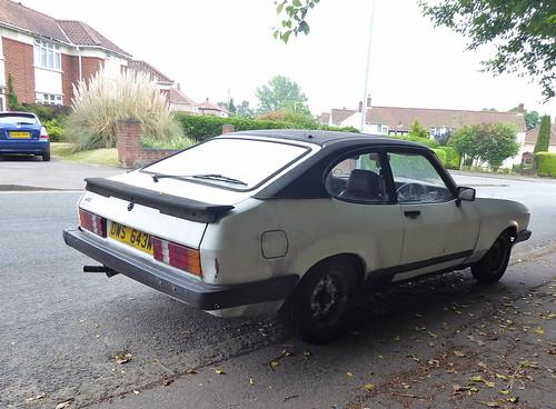 1980 Ford Capri 2.0 GL | by Spottedlaurel