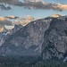 El Capitan, Half Dome, and Bridalveil Fall - Yosemite National Park