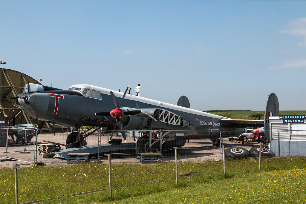 Aircraft for display at Centre for Aviation Heritage, Cornwall