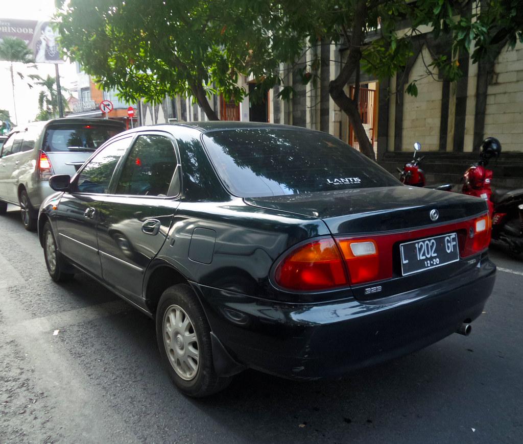 Kelebihan Kekurangan Mazda 323 Familia Perbandingan Harga