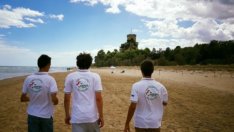 Volontariato e vacanze a Pineto