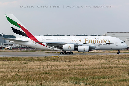 Emirates_A380_A6-EUU_20180614_XFW | by Dirk Grothe | Aviation Photography
