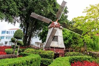 Windmill, Malacca