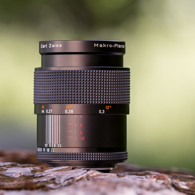 Carl Zeiss Makro-Planar C 60mm ƒ/2.8 T*