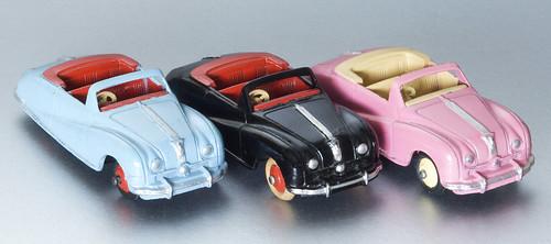Dinky Toys No 140a Austin Atlantics