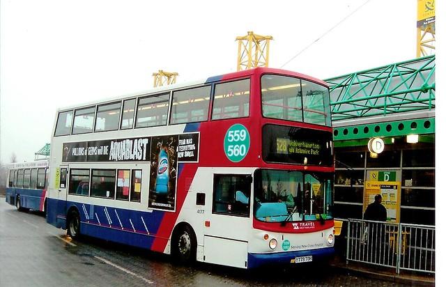 Travel West Midlands 4177