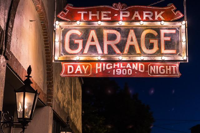 the garage - the garages