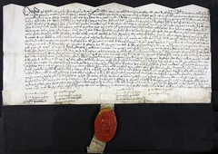 Deed of Surrender of Thetford Priory 1540 (E322/240)