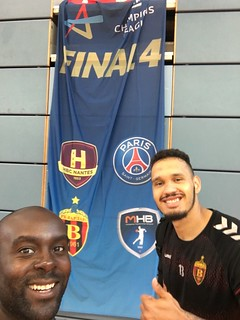 Moraes Davis #ehffinal4 last training session!! | by morpheo141