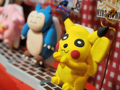 Pikachu and other Pokémon made from clay for sale. | by huislaw