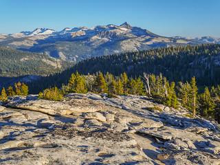 Clark Range from Sunrise Peak   by snackronym