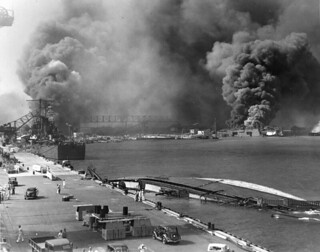 world war two pearl harbor   by San Diego Air & Space Museum Archives