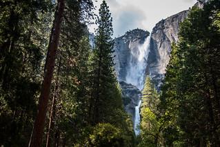 Yosemite Falls | by kenfagerdotcom
