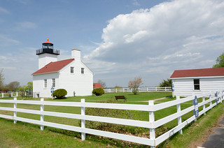 Michigan Trip - May 2018 - Sand Point (Escanaba) Lighthouse | by pmarkham