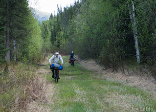 Manley Loop, via Rampart and the Yukon | by spruc3boy