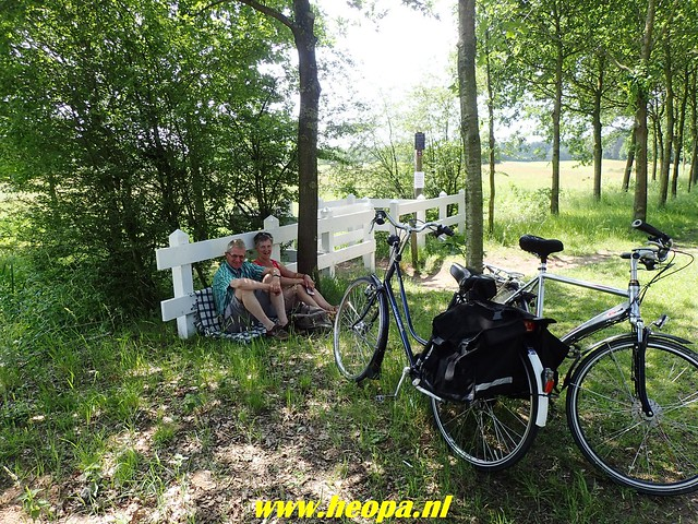 2018-06-06     10e  Utrechtse- Heuvelrugtocht   24 Km (80)