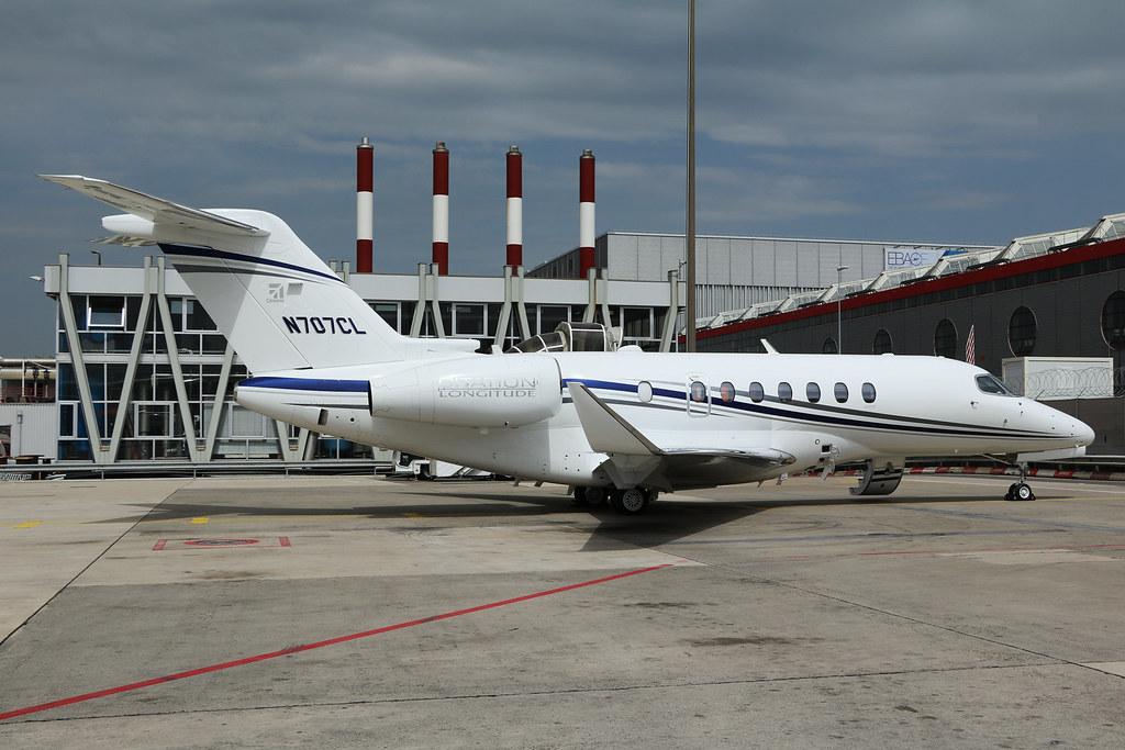 Cessna 700 Citation Longitude Textron Aviation N707CL  GVA…   Flickr