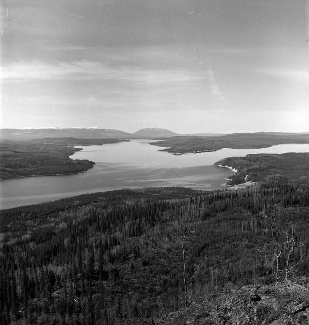 Knewstubb Lake / Nechako Reservoir BC Canada