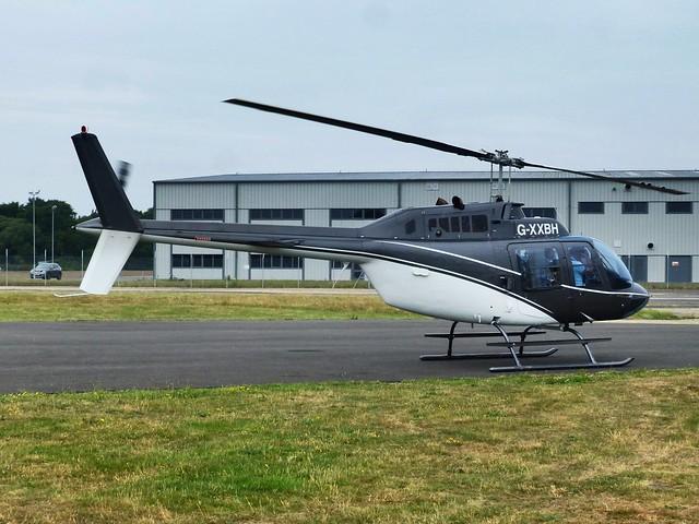 G-XXBH Agusta-Bell AB-206B Jetranger 111