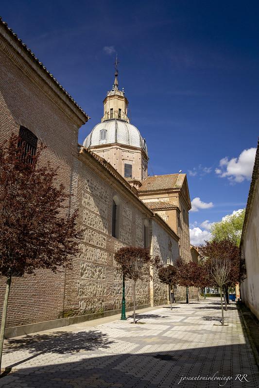 Basílica de la Virgen del Prado.