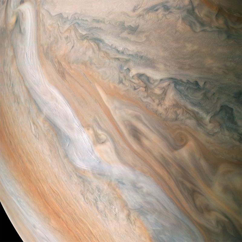 Jovian Jet Stream