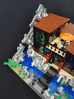 Lava House MOC V | by betweenbrickwalls