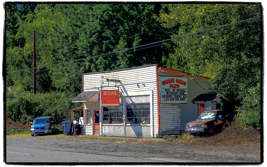 That Chain Saw Shop