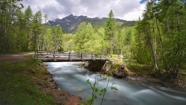 Le petit pont de bois 🎼