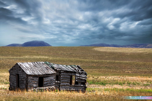 Abandoned Potato Farm, Idaho USA *A Beautiful Nature*