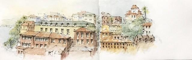 VALPARAISO - CERRO ALEGRE
