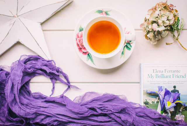 158/365: Another book, another cup of tea