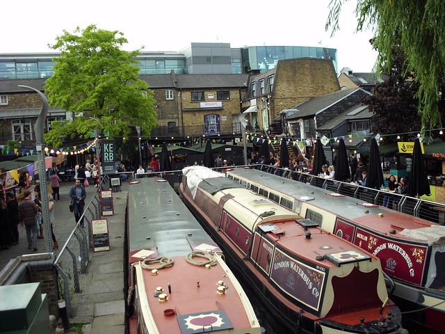 Camden.  Londres