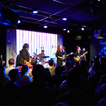 Wed, 23/05/2018 - 8:51pm - Neko Case plays for WFUV Public Radio and NPR Music at Littlefield in Brooklyn, NY. 5/23/18 Photo by Gus Philippas/WFUV