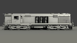 Render_Side_Alco251C | by Broad Gauge Productions