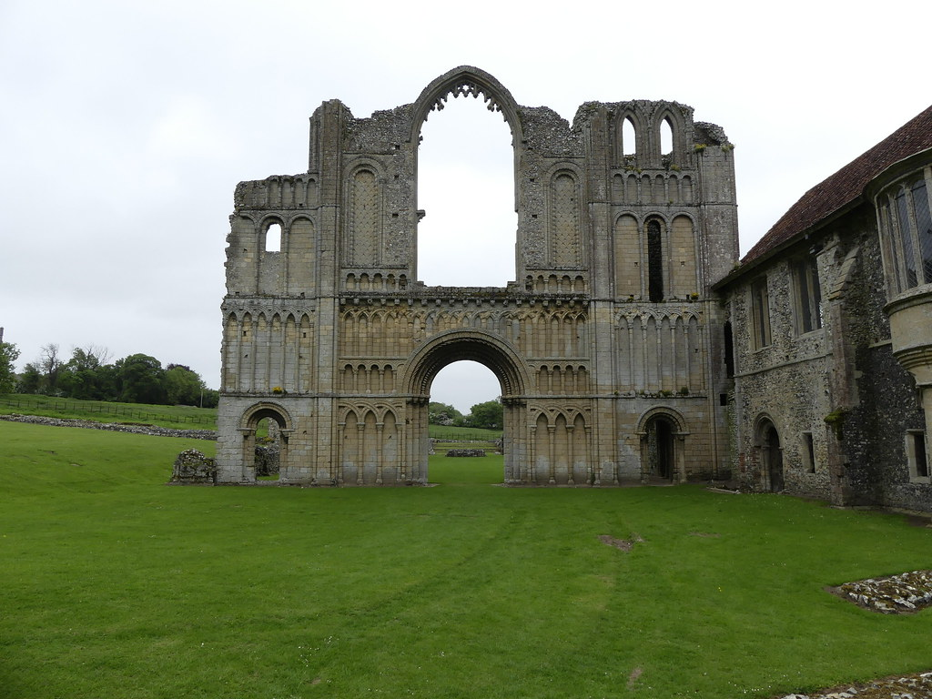 1410658 Castle Acre Priory 8 Castle Acre Priory King S Flickr