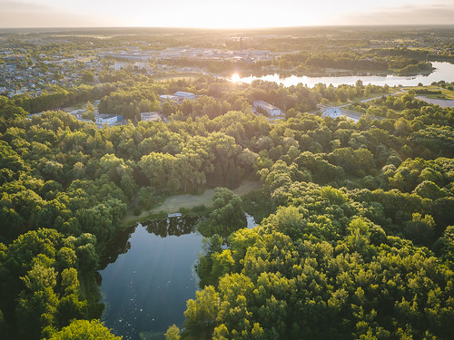summer lietuva lithuania dronas 2018 europe djieurope drone aerial aerialphotography dji djimavicpro mavic pro mavicpro birdseye landscape djiglobal panevėžys panevezys