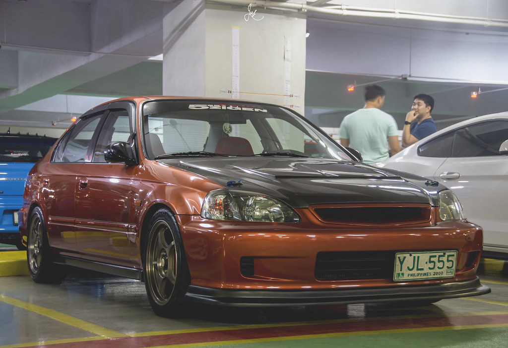 Honda Civic Sir Ek4 Streetcustomsph Endless V Meet Flickr
