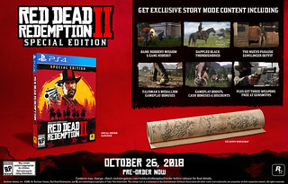 RDR2_SpecialEdition_Sheet_PS4_V22 | by PlayStation Europe