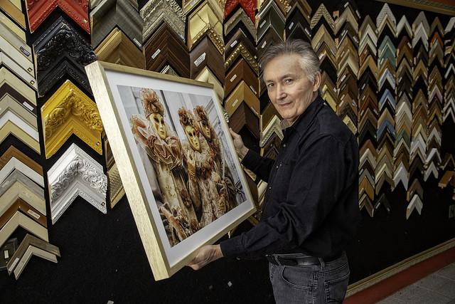 Eu, com Imagem da mostra Fográfica