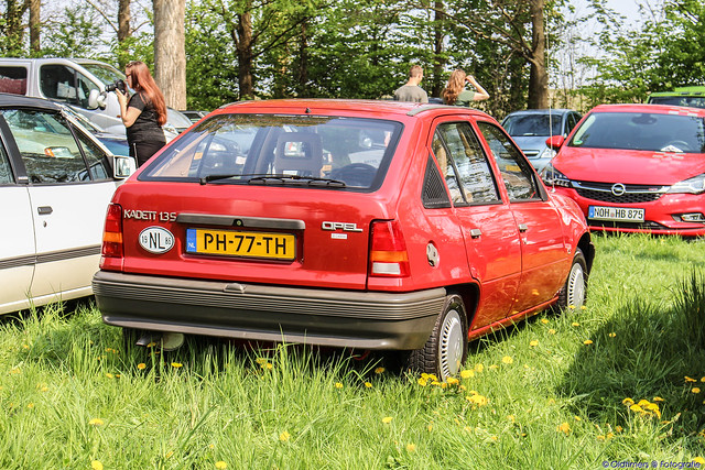 1986 Opel kadett Hatchback 1.3 S - PH-77-TH