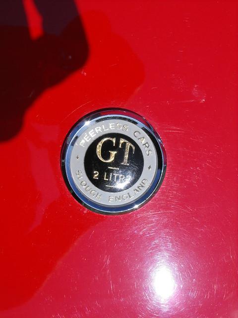 Peerless GT 2-litre - 701 EBH