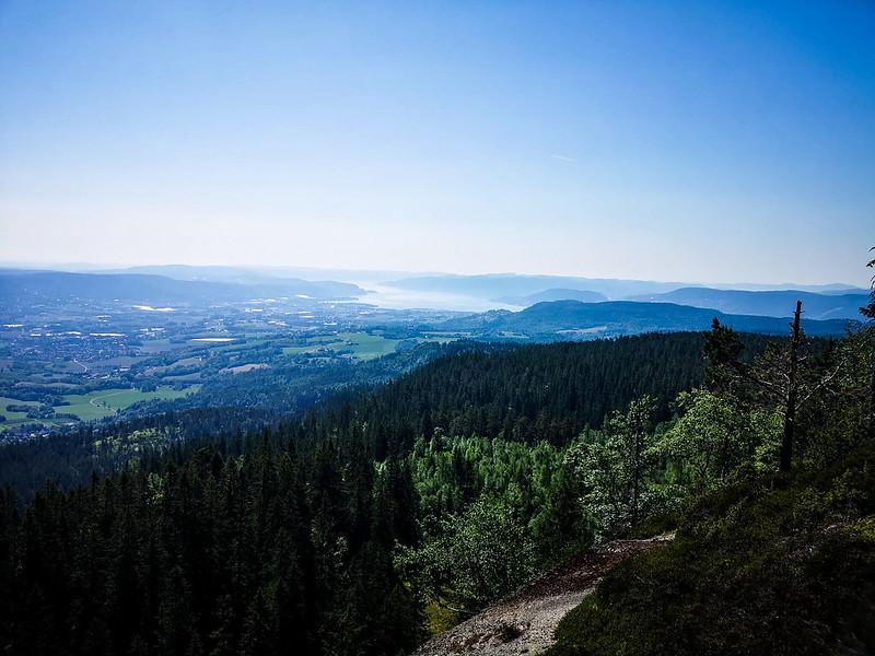 08-Utsikt mot Drammensfjorden fra Storsteinsfjell