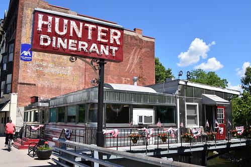 Hunter Dinerant | by DanCentury